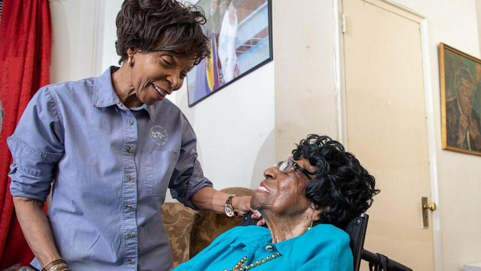 Alelia Murphy, the oldest living person in US dies at 114 years old (ABC News)