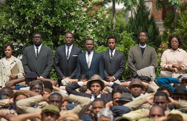 David Oyelowo Says 'Selma' Was Snubbed by Oscars After Voters Complained About Cast's 'I Can't Breathe' Shirts
