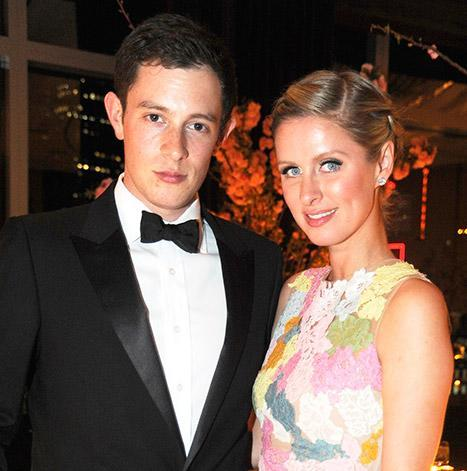 Nicky Hilton Is Engaged to James Rothschild: Hotel Heiress to Marry Banking Heir