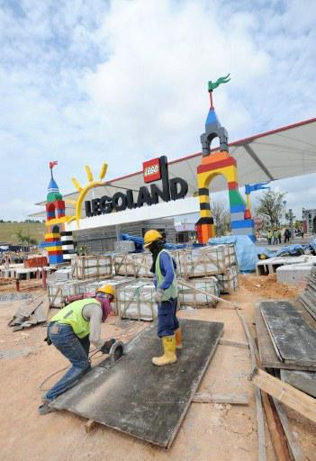Malaysia to get Asia's first Lego hotel: Groundwork began last month