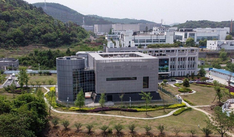 The Wuhan Institute of Virology has found itself at the centre of claims about the origin of Covid-19. Photo: AFP