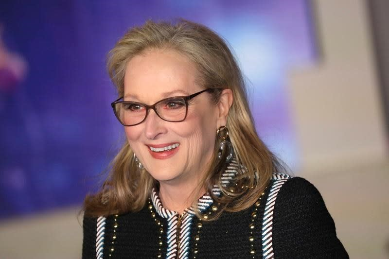 Meryl Streep to lend her voice to Apple animated short film