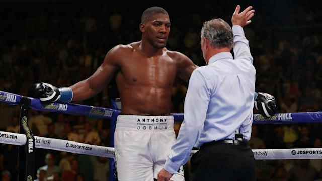 Anthony Joshua's best days are behind him after he lost his world heavyweight titles, according to fellow Brit Tyson Fury.