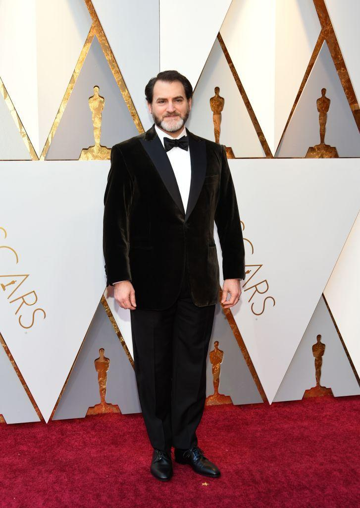 <p>Michael Stuhlbarg attends the 90th Academy Awards in Hollywood, Calif., March 4, 2018. (Photo: Getty Images) </p>