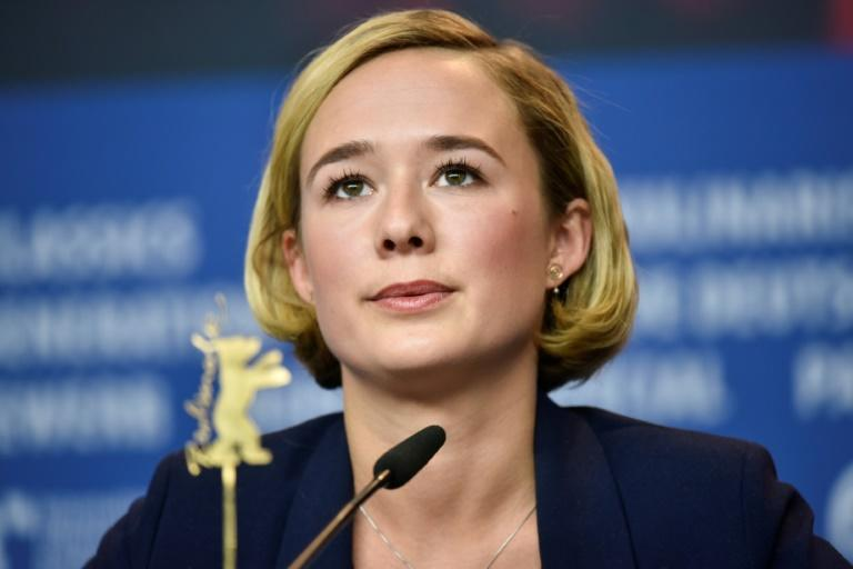 """Danish actress Alba August daughter of Oscar-winning director Bille August, said she was drawn to the role of Astrid because she was a """"rebel"""""""