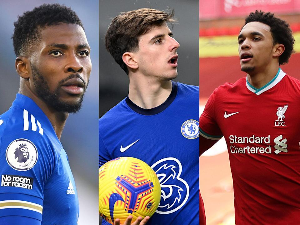 Who will win the Premier League's race to finish in the top four? (Getty Images)