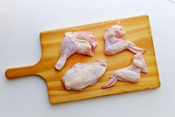 PHOTO: Chicken is pictured in this undated stock photo. (STOCK PHOTO/Getty Images)