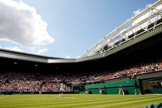 Tennis – Wimbledon Championships 2008 – Day One – The All England Club
