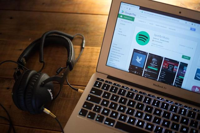 Spotify's leaders have changed their minds about the new misconduct policy. (Photo: Guillaume Payen/SOPA Images/LightRocket via Getty Images)