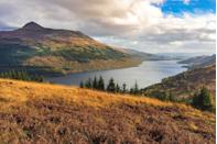 <p>Close to Scotland's heavily populated Central Belt, Loch Lomond has long been a popular place for ramblers to explore. With one of the largest lakes in the UK and miles of spectacular walking routes, it's no surprise it also made the list. </p>