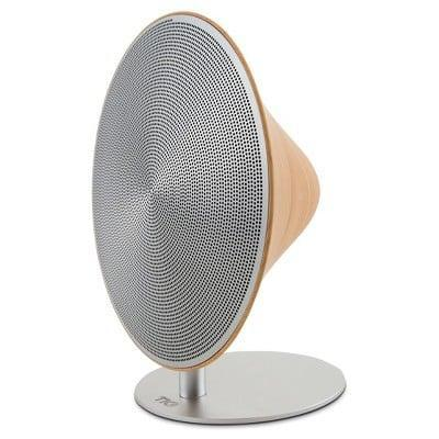<p>If you have a natural aesthetic the <span>TIC Anaklia Portable Indoor Bluetooth Speaker Wood Grain</span> ($70) is a stunning home decor find.</p>