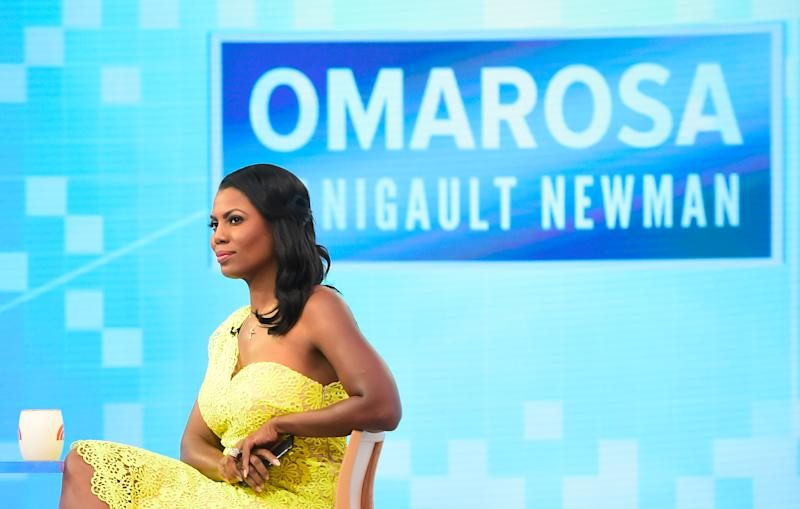 Omarosa feud rooted in her allegations of racism