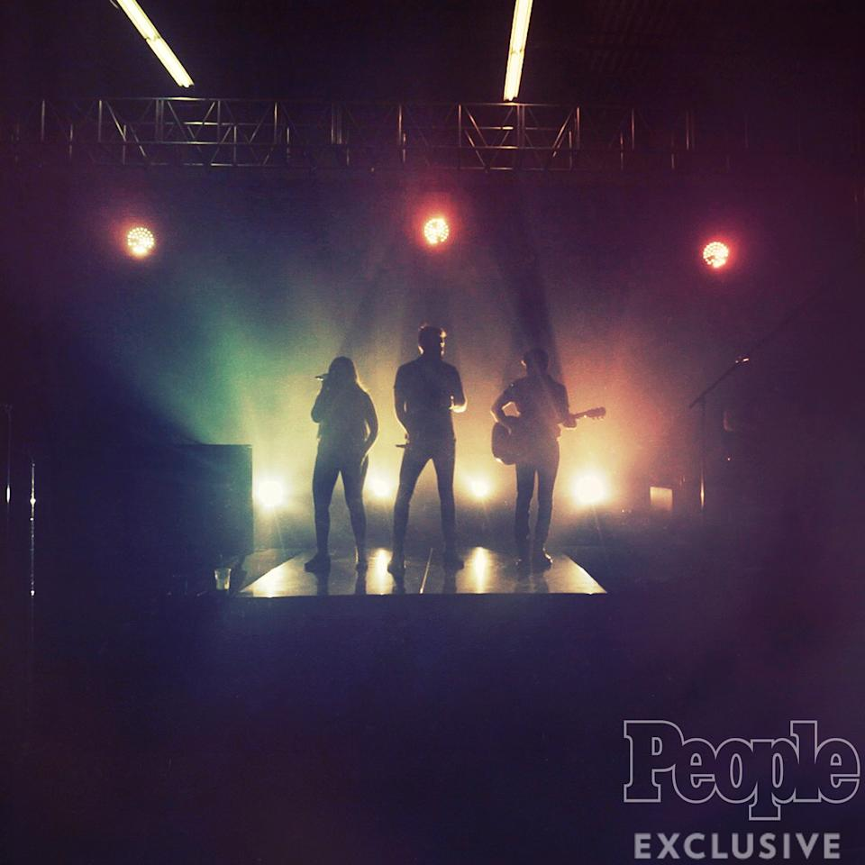 """<a href=""""https://people.com/tag/lady-antebellum/"""">Lady A</a> runs through lighting and production in Nashville before the February launch of their <a href=""""https://people.com/country/lady-antebellum-las-vegas-residency/"""">Our Kind of Vegas residency</a>."""
