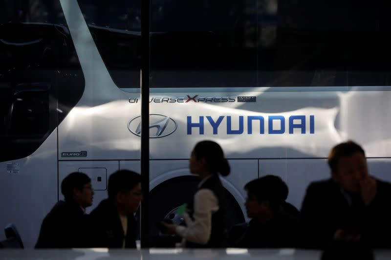 Hyundai Motor eyes thrust on electric vehicles in $52 billion investment plan