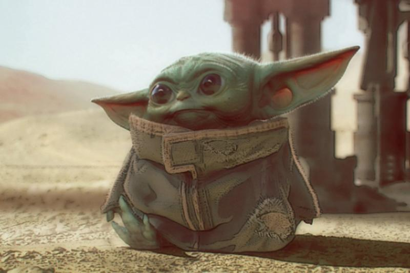 Here's How Much Everyone's Favourite Baby Yoda Actually Costs
