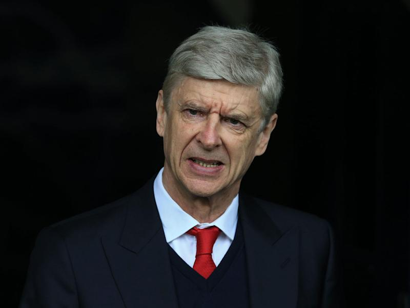 Arsene Wenger has no intention of walking away from the game: Getty