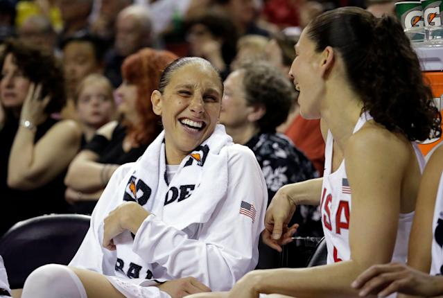 Trolls who hate on women's basketball will have to be better in 2019. (AP Photo/Elaine Thompson)