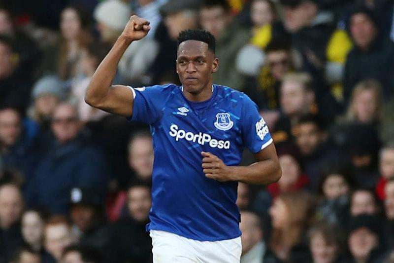 Everton Confirm Defender Yerry Mina Out for Several Weeks with Muscle Injury