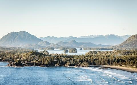 Vancouver Island - Credit: getty