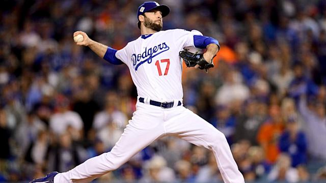 If the Cubs have any save situations in 2018, Brandon Morrow is here to secure them (AP)
