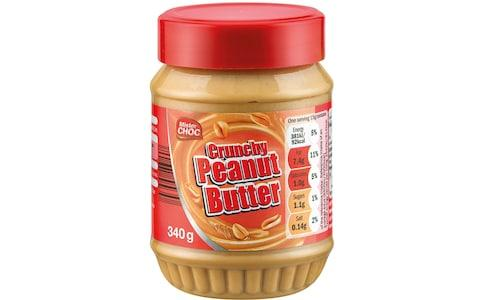 Lidl's peanut butter offering is a naughty treat