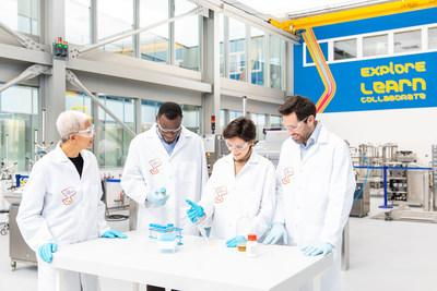 MilliporeSigma's latest customer collaboration center in Molsheim, France, is expected to accelerate the growth of the local biopharmaceutical industry