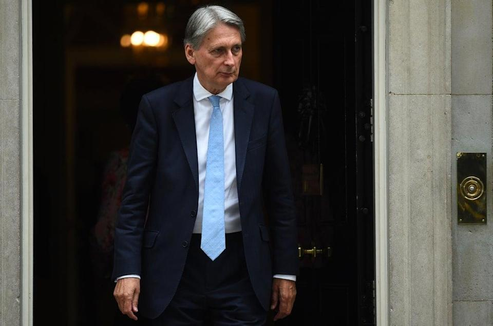 Former chancellor Philip Hammond (Kirsty O'Connor/PA) (PA Archive)