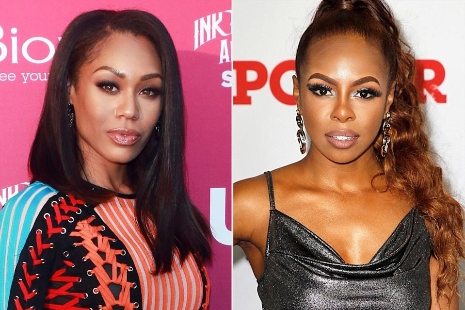 RHOP 's Monique Samuels Reacts to Candiace Dillard Pressing Charges: 'I Could Be Arrested'
