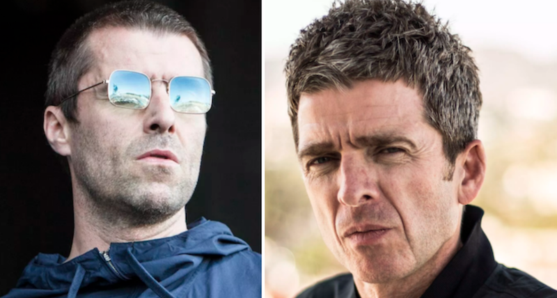Liam Gallagher accuses brother Noel of attempting to shut down his Twitter