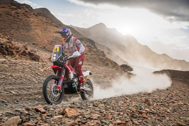"""#14 GAS GAS Factory Team: Laia Sanz <span class=""""copyright"""">Red Bull Content Pool</span>"""