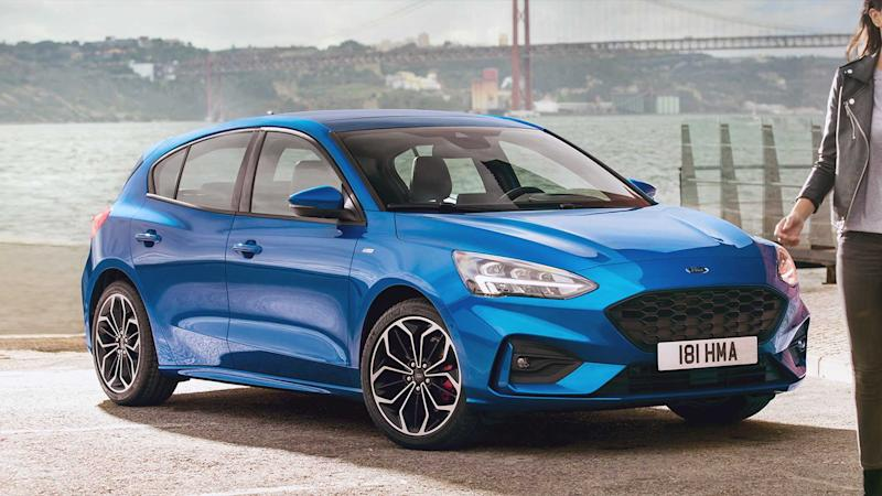 Ford Focus 2018 Front