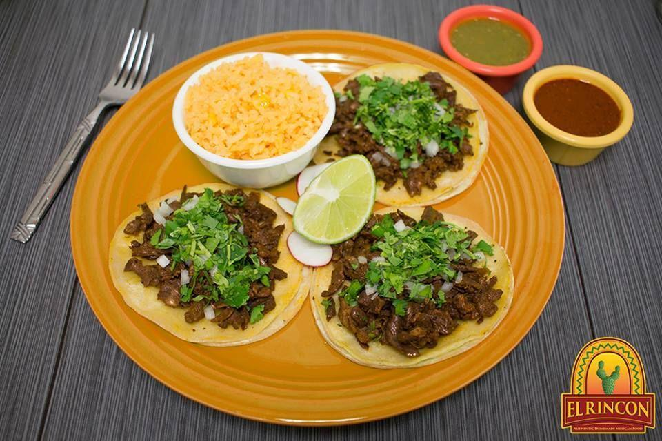 """<p>Mexican flavors are known for being earthy and spicy, but in this <a href=""""https://elrinconzt.com/"""" rel=""""nofollow noopener"""" target=""""_blank"""" data-ylk=""""slk:restaurant"""" class=""""link rapid-noclick-resp"""">restaurant</a>, you can also find some delicious coastal flavors infused in the dishes. Don't forget to order one of the enormous margaritas!</p><p><em>Check out <a href=""""https://www.facebook.com/ElRinconZT/"""" rel=""""nofollow noopener"""" target=""""_blank"""" data-ylk=""""slk:El Rincon Zacatecano Taqueria on Facebook"""" class=""""link rapid-noclick-resp"""">El Rincon Zacatecano Taqueria on Facebook</a>. </em></p>"""