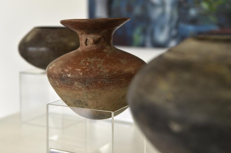 Ecuador Displays Priceless Artifacts Recovered From Germany