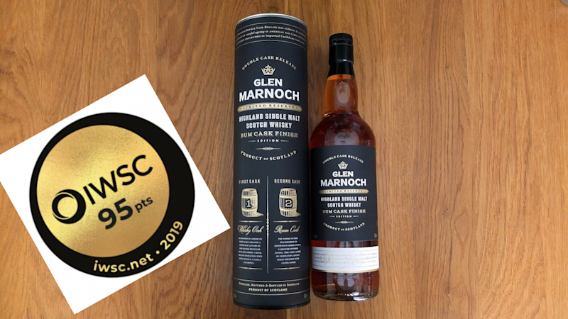 Glen Marnoch Single Malt Scotch Whisky. Source: IWSC/Malt Review