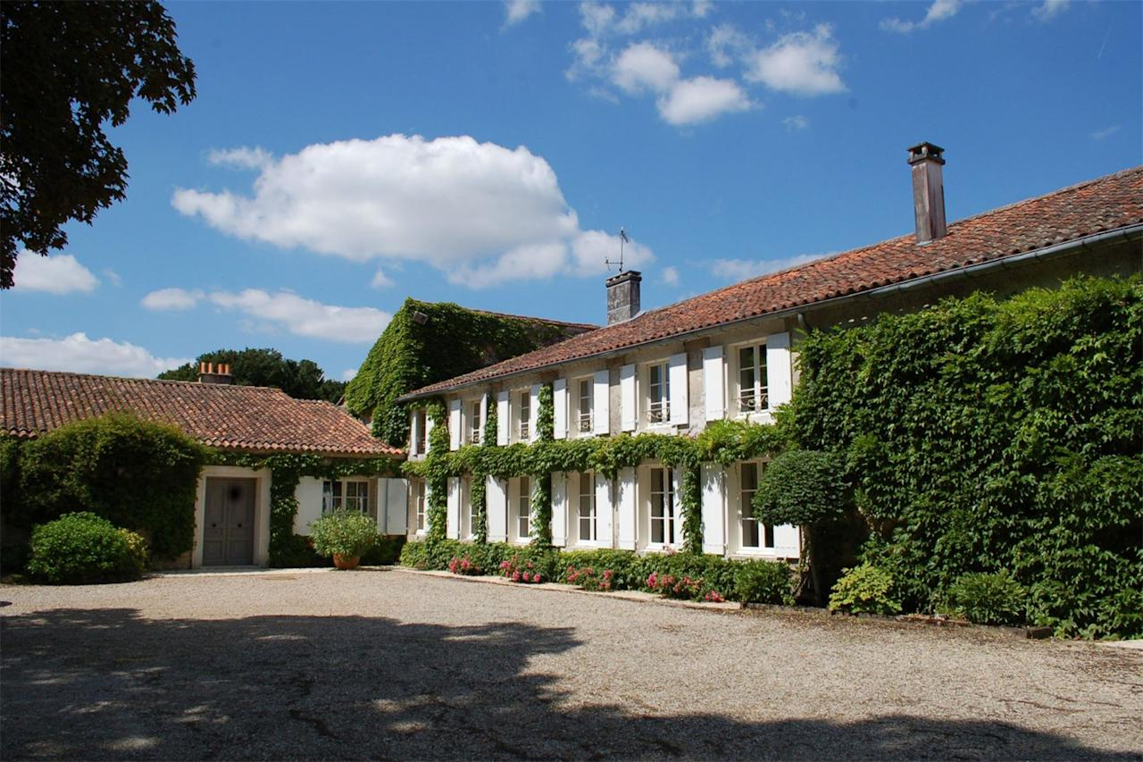 "<p>Cognac, France<br /> 5,328-square-feet, includes a cinema room, pool, and view of Champagne vineyards<br /> 6 bedrooms, 8 bathrooms<br /> (<a rel=""nofollow"">Sotheby's International</a>) </p>"
