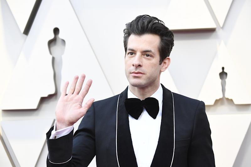 HOLLYWOOD, CALIFORNIA - FEBRUARY 24: Mark Ronson attends the 91st Annual Academy Awards at Hollywood and Highland on February 24, 2019 in Hollywood, California. (Photo by Frazer Harrison/Getty Images)