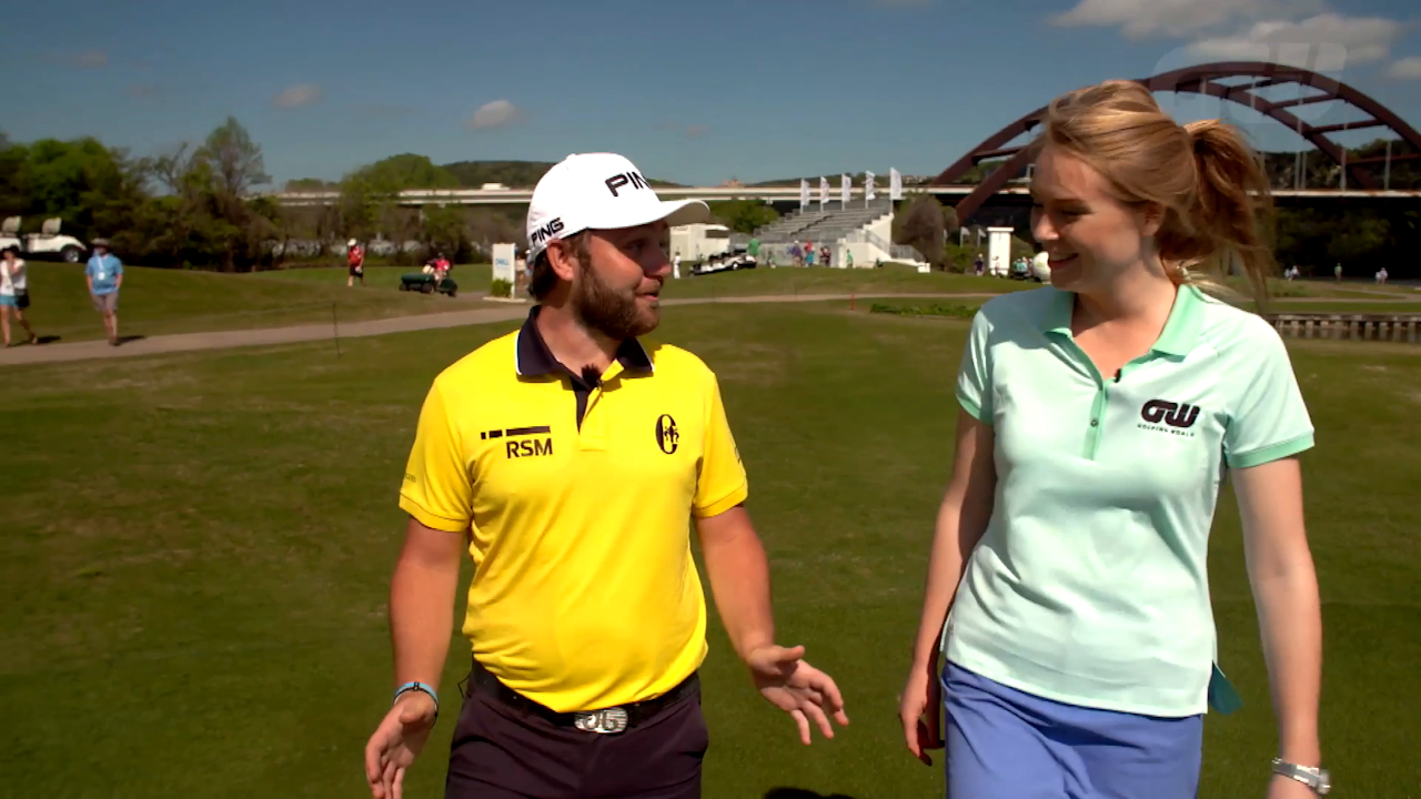 Ahead of the WGC-Dell Technologies Match Play Anna Whiteley walked the course with Englishman Andy Sullivan, who opened up about his first taste of Ryder Cup action and his desire to get back to winning ways and start enjoying being in contention again