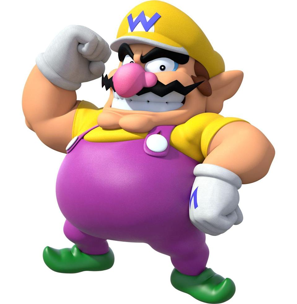 <p>Arguably the hottest character on this list, Wario is just Mario but cooler, richer, and stronger. Not sure why Wario isn't Nintendo's mascot, honestly. Compared to Wario, Mario looks like a weak little wimp. Maybe Nintendo should do some reconsidering on who gets all the chips. <em>—C.S.</em></p>