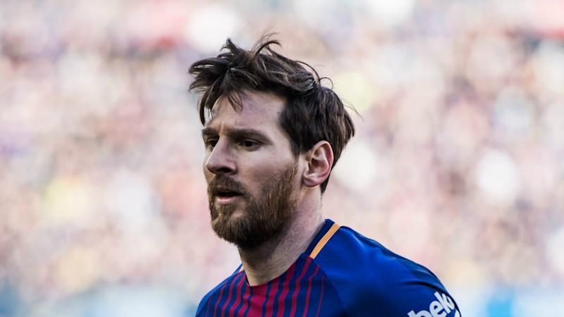Messi, Busquets back for Barcelona's Champions League clash with Roma