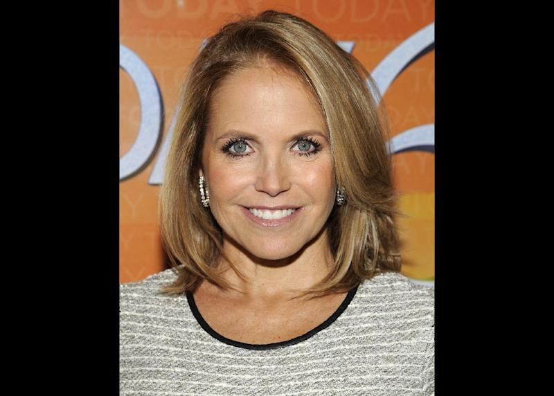 Good Morning America Guest Host Today : Katie couric to guest host good morning america