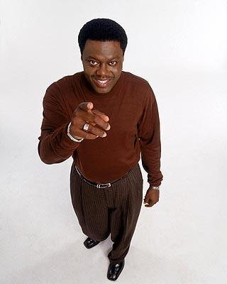 "Bernie Mac Fox's ""The Bernie Mac Show"" Bernie Mac Show"
