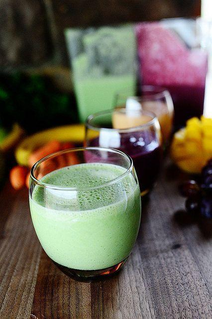 """<p>This smoothie recipe is loaded with good-for-you vitamins! Stick to green/yellow fruits like apples, bananas, and grapes, then toss in some kale or other leafy green for a pop of color.</p><p><strong><a href=""""https://www.thepioneerwoman.com/food-cooking/recipes/a12012/healthy-green-smoothie/"""" rel=""""nofollow noopener"""" target=""""_blank"""" data-ylk=""""slk:Get the recipe."""" class=""""link rapid-noclick-resp"""">Get the recipe.</a></strong></p><p><a class=""""link rapid-noclick-resp"""" href=""""https://go.redirectingat.com?id=74968X1596630&url=https%3A%2F%2Fwww.walmart.com%2Fsearch%2F%3Fquery%3Dpioneer%2Bwoman%2Btumblers&sref=https%3A%2F%2Fwww.thepioneerwoman.com%2Ffood-cooking%2Fmeals-menus%2Fg34922086%2Fhealthy-breakfast-ideas%2F"""" rel=""""nofollow noopener"""" target=""""_blank"""" data-ylk=""""slk:SHOP TUMBLERS"""">SHOP TUMBLERS</a><strong><br></strong></p>"""