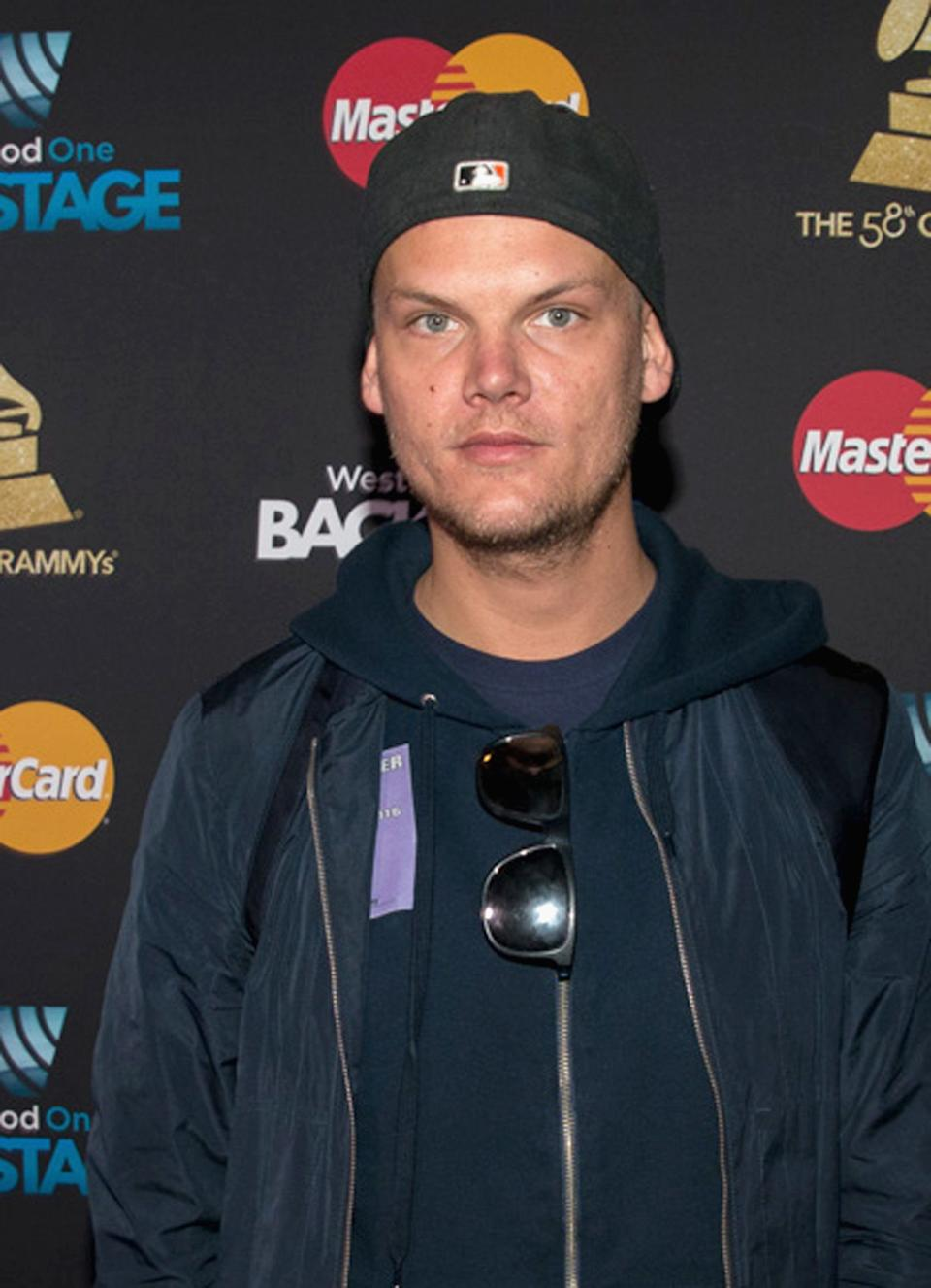 <strong>Avicii</strong><br /><strong>DJ<i>(b. 1989)</i></strong><br /><br />Avicii's death, at the age of 28, stunned the music world and stars including Nile Rodgers paid tribute.