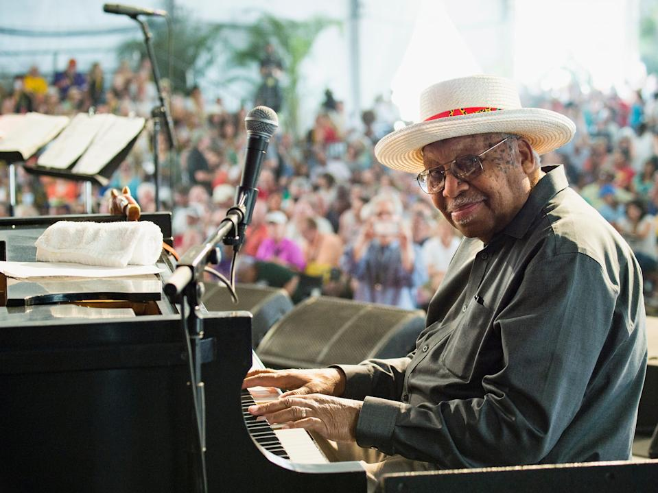 Ellis Marsalis Jr. died due to complications related to COVID-19.