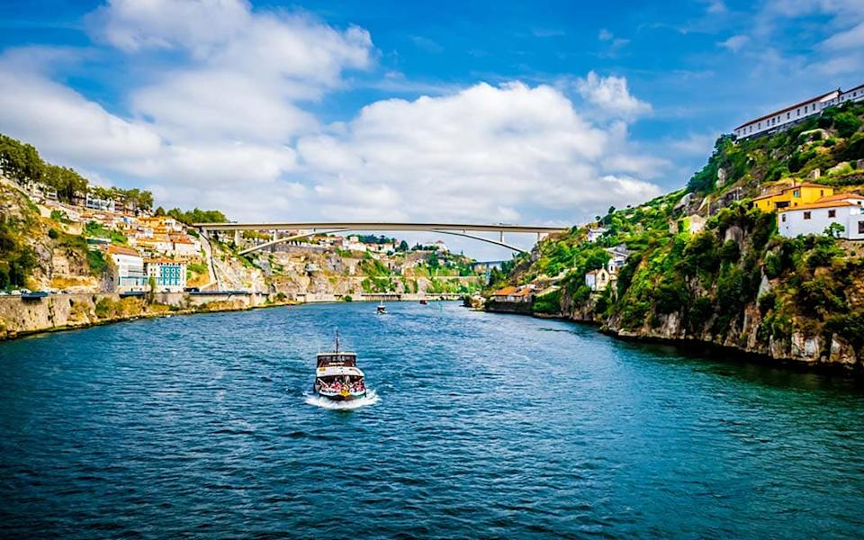 River cruises have begun on the Douro - istock