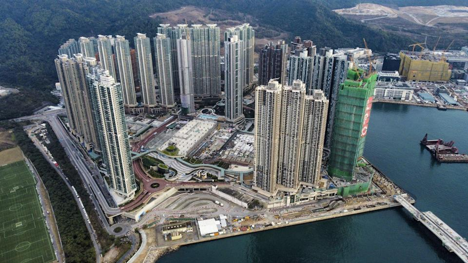 The Hong Kong government says it has found enough land to build 316,000 public housing flats in the next decade. Photo: Martin Chan