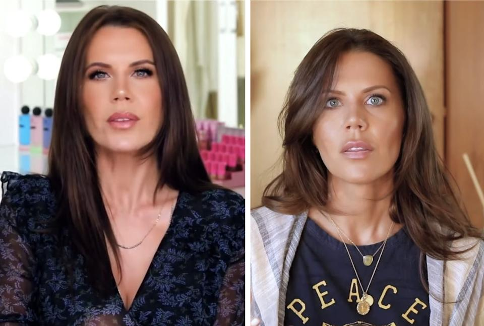 "Tati Westbrook said Jeffree Star and Shane Dawson fed her ""lies and manipulation"" to try and destroy James Charles' career. Screenshot YouTube/Tati"