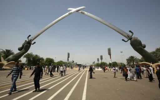 Protesters break into Baghdad Green Zone, head to PM office