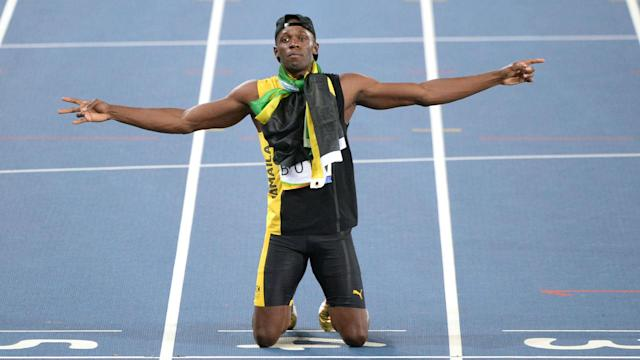 Claims Usain Bolt's success is aided performance-enhancing drugs have been brushed off by the sprint icon, who knows he is clean.