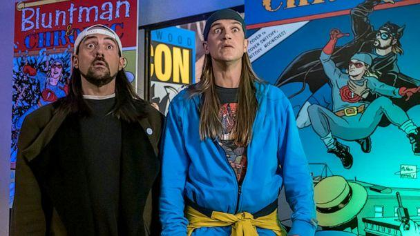 PHOTO: A scene from 'Jay and Silent Bob Reboot.' (Saban Films)